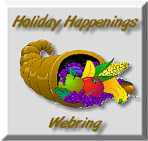 Holiday Happenings Webring